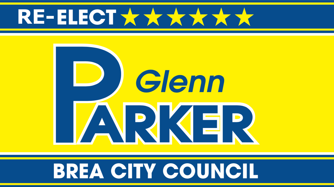 Re-Elect Glenn Parker | Brea City Council