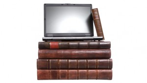 car_homeo_Old_Leather_Bound_Books_Computer