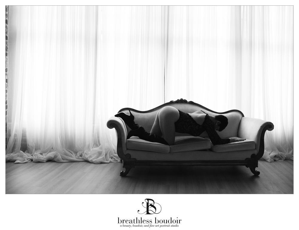 Washington dc boudoir photography
