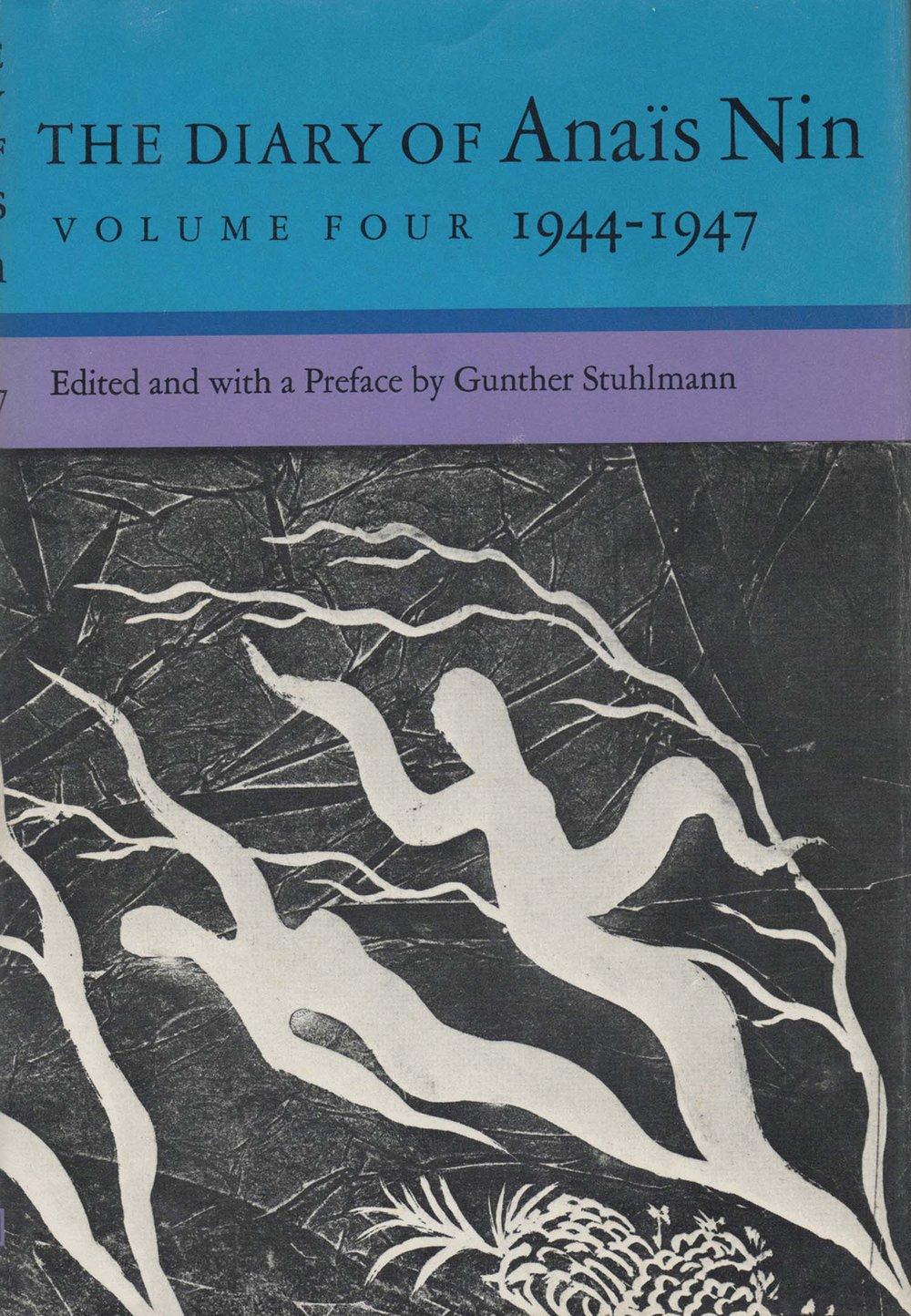 The Diary of Anais Nin Volume Four
