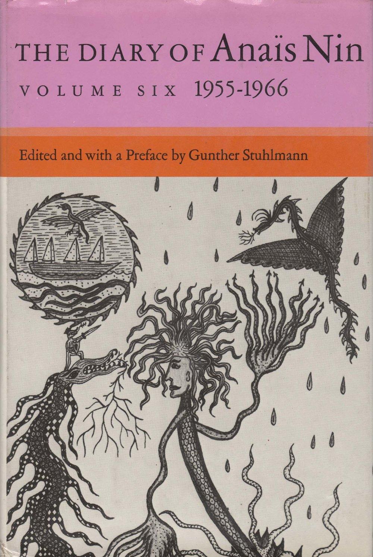 The Diary of Anais Nin Volume Six