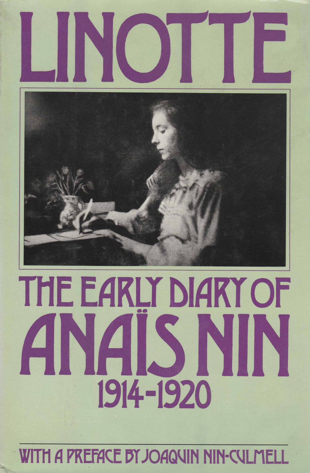 Linotte: The Early Diary of Anais Nin