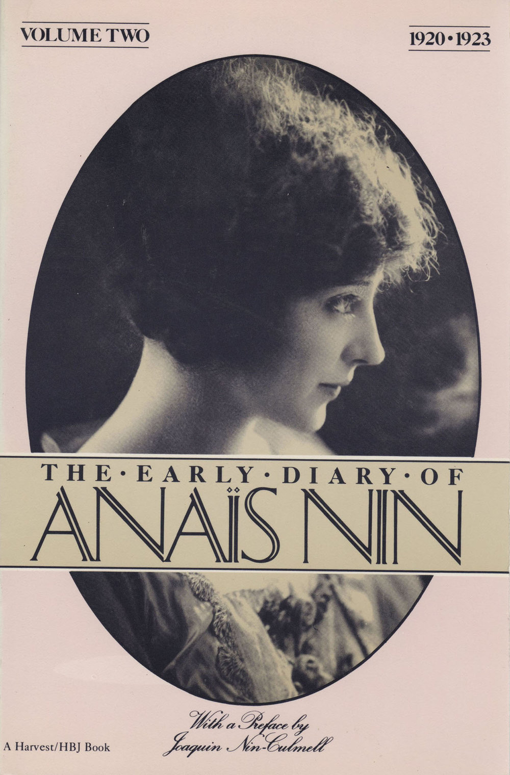 The Early Diary of Anais Nin Volume Two