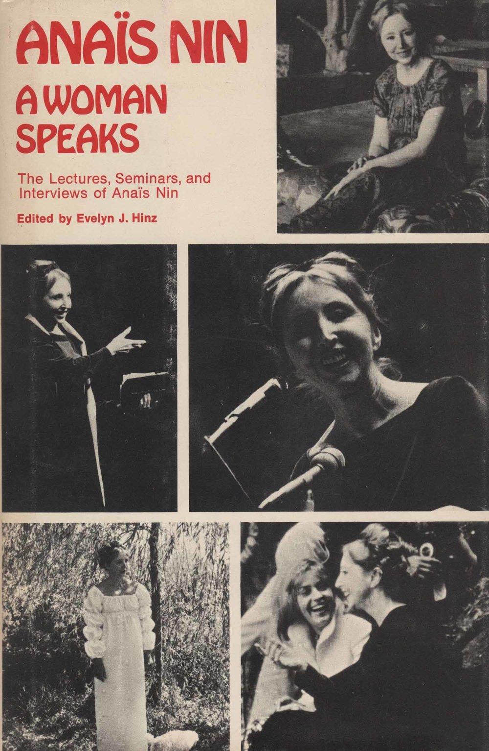 A Woman Speaks