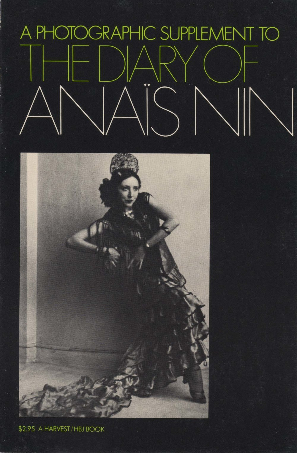 A Photographic Supplement, Diary of Anais Nin