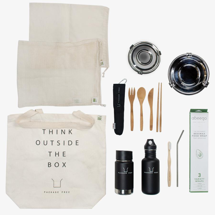 Image from Package Free Shop: Zero Waste Starter Kit