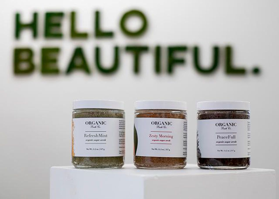 Organic Bath Co is a line of organic skin and bath products made from Fair Trade Certified-ingredients. ORGANIC BATH CO