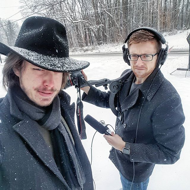 Who's ready for this!? I know we are(n't)! ❄☃️ . . . #winter #winterready #not #cowboy #cowboyup #saddleup #reddeadredemption2 #rdr2 #blizzard #snowglobe #makeitstop #imcold #summerplease