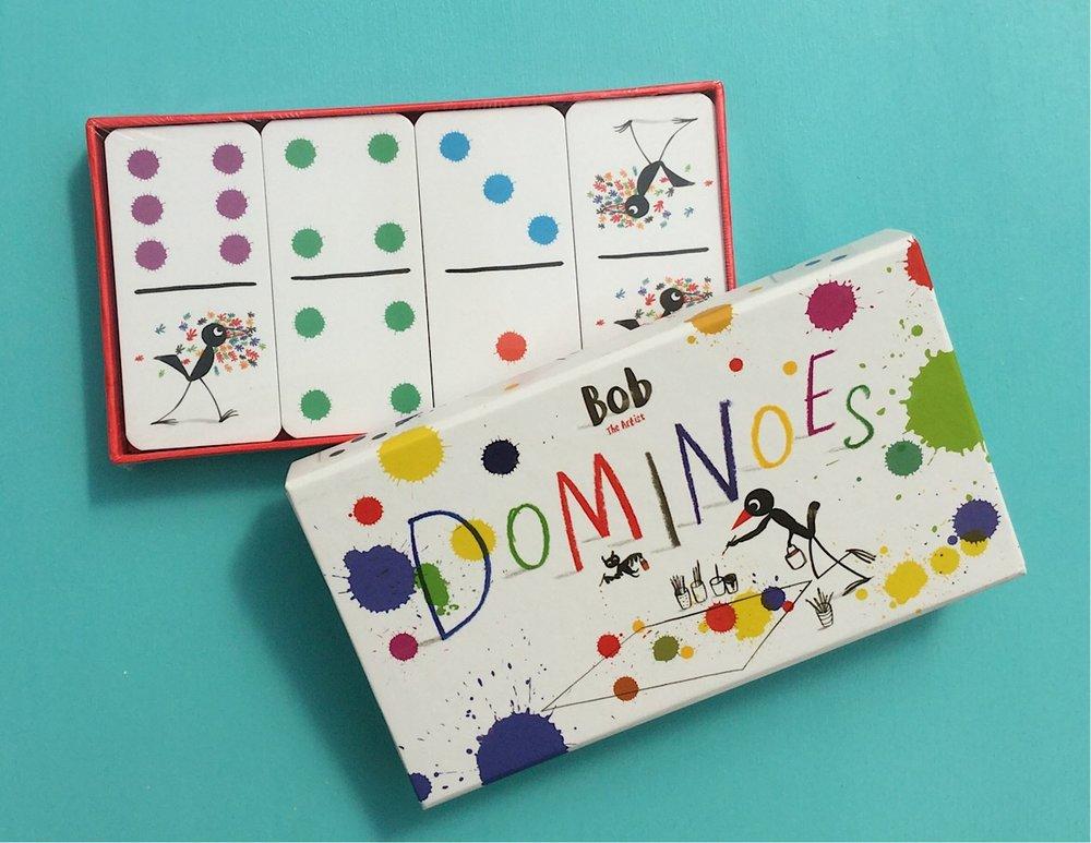 Bob's Dominoes