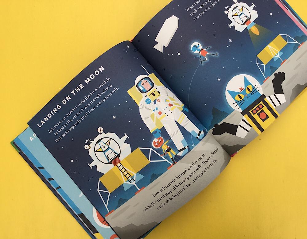Professor Astro Cat's Space Rockets
