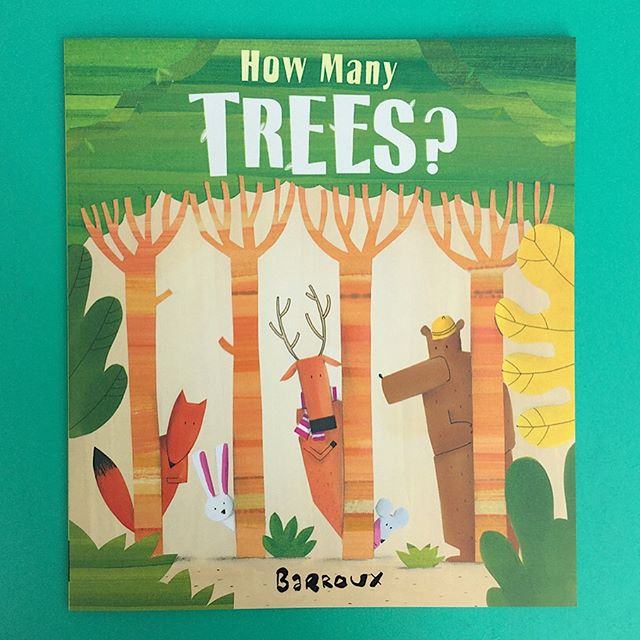 It is #nationaltreeweek in the UK, an annual tree celebration. And what a thing to celebrate! Trees are life, they are beautiful and must be treasured. Sadly we live in a world where roads and cars are more treasured than trees but this special week gives us the chance to do something positive for the sake of trees 🌲🌳 This book by Barroux is great for getting children talking about trees. How many trees make a forest?  The animals can't agree an answer and while they are squabbling, a tiny voice is struggling to be heard.  This is a funny story and a great philosophical question, fabulous for sparking discussion with children.  Only £6.99 with free delivery. Link in bio.  #nationaltreeweek2018 #nationaltree #howmanytrees #saveourplanet #savethetrees #savethetrees🌲💚🌳 #childrensbooks #childrensliterature #literatureforchildren #kidlit #kidsbooks #kidsbookstagram #booksforkids #picturebooks #picturebooklove #picturebooksaremyjam #p4c #philosophyforchildren #teacherblogger #teacherbloggers #parentbloggers #forestschool #homeschoolblogger #barroux
