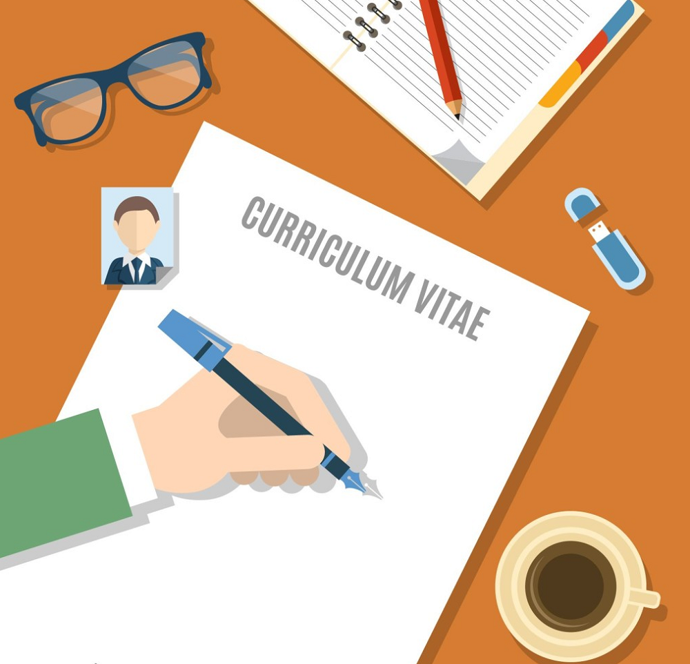 cv curriculum vitae for blog