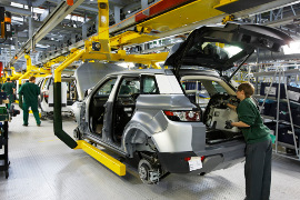 Manufacturer auto industry car