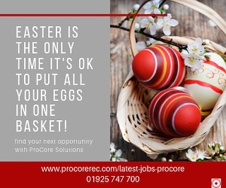 Happy Easter to all our clients, candidates and followers!  #easter #eastersunday #bankholiday #eggs #chocolate #engineeringuk #industry40 #engineeringjobs #ukjobs #ukmfg #careers #jobs #madesmarter #gbmfg #packagingjobs #printjobs #jobsinprint #engineersinthemaking #science