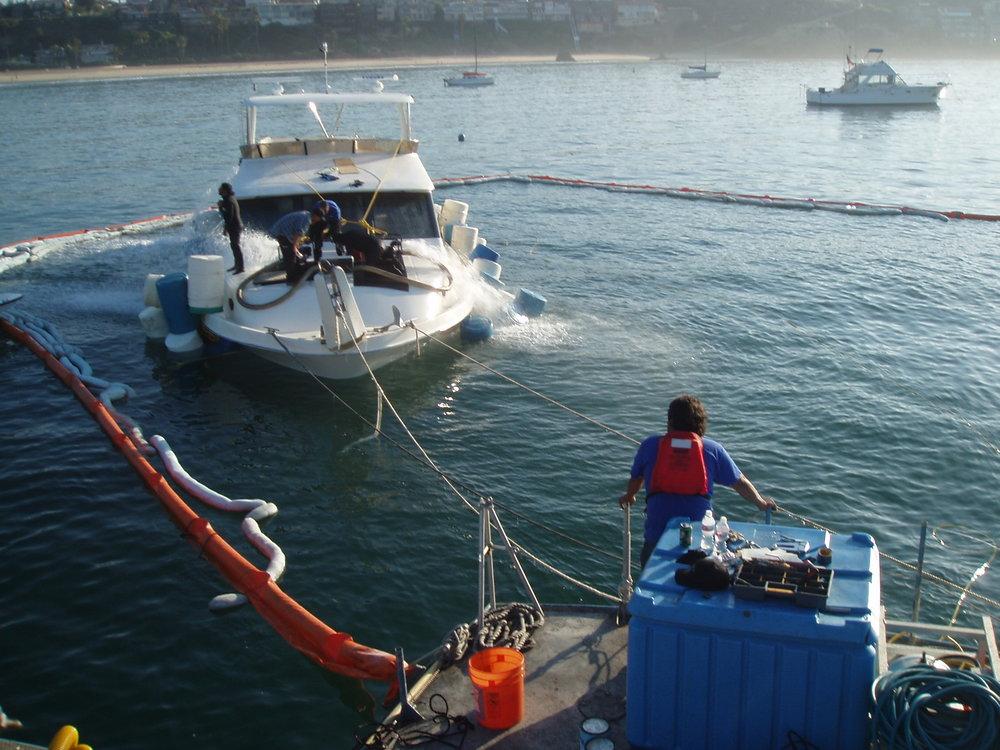 Pic - Boat Boom #2.JPG