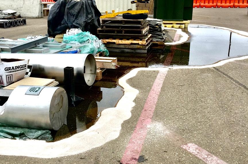 Oil Spills -