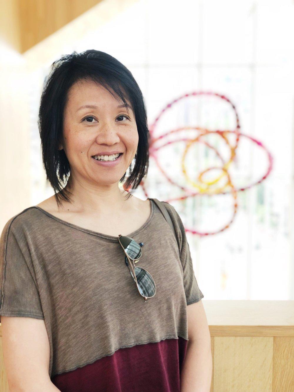 Ying Grasso, PhD  Founder of DaoLu, LLC.
