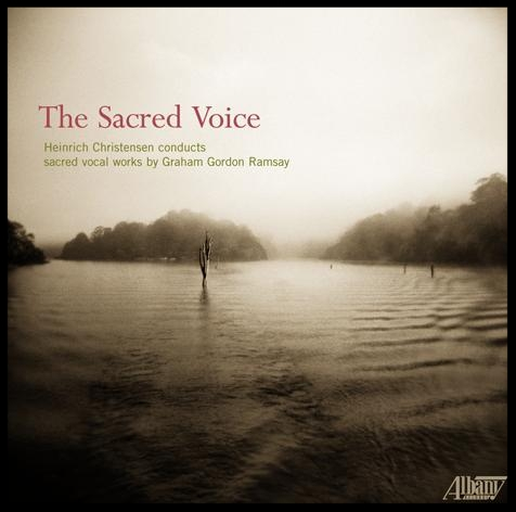 - The Sacred Voice: Heinrich Christensen conducts sacred vocal works by Graham Gordon Ramsay, released in 2011 on the Albany Records label.  Includes choral works Ave Maria, Missa Sancti Stephani, De Profundis, Three Psalms, and Laudate Dominum; solo cantata Obedience for soprano, bass, and organ; and trio anthem If You Love Me.  The CD booklet and liner notes can be downloaded here.  This album can be purchased as a CD or by download through all major music dealers.