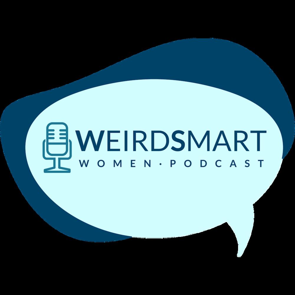 WeirdSmart Women Podcast logo.png