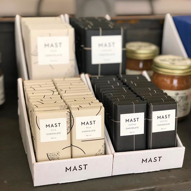 Christmas = Chocolate. It's just a fact. Make yours a good one with @mastbrothers from Leola & Croff #chocolate #chocoholic #chocolatelover #givegood #holidaygifts #loveyourfriends #giftideas #holidayshopping #montgomery #alabama #thesouth #shopsmall #shoplocal #leolaandcroff #leolacroffshop