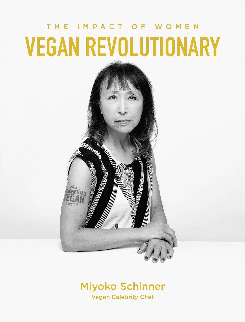 Miyoko Schinner is a Vegan Revolutionary