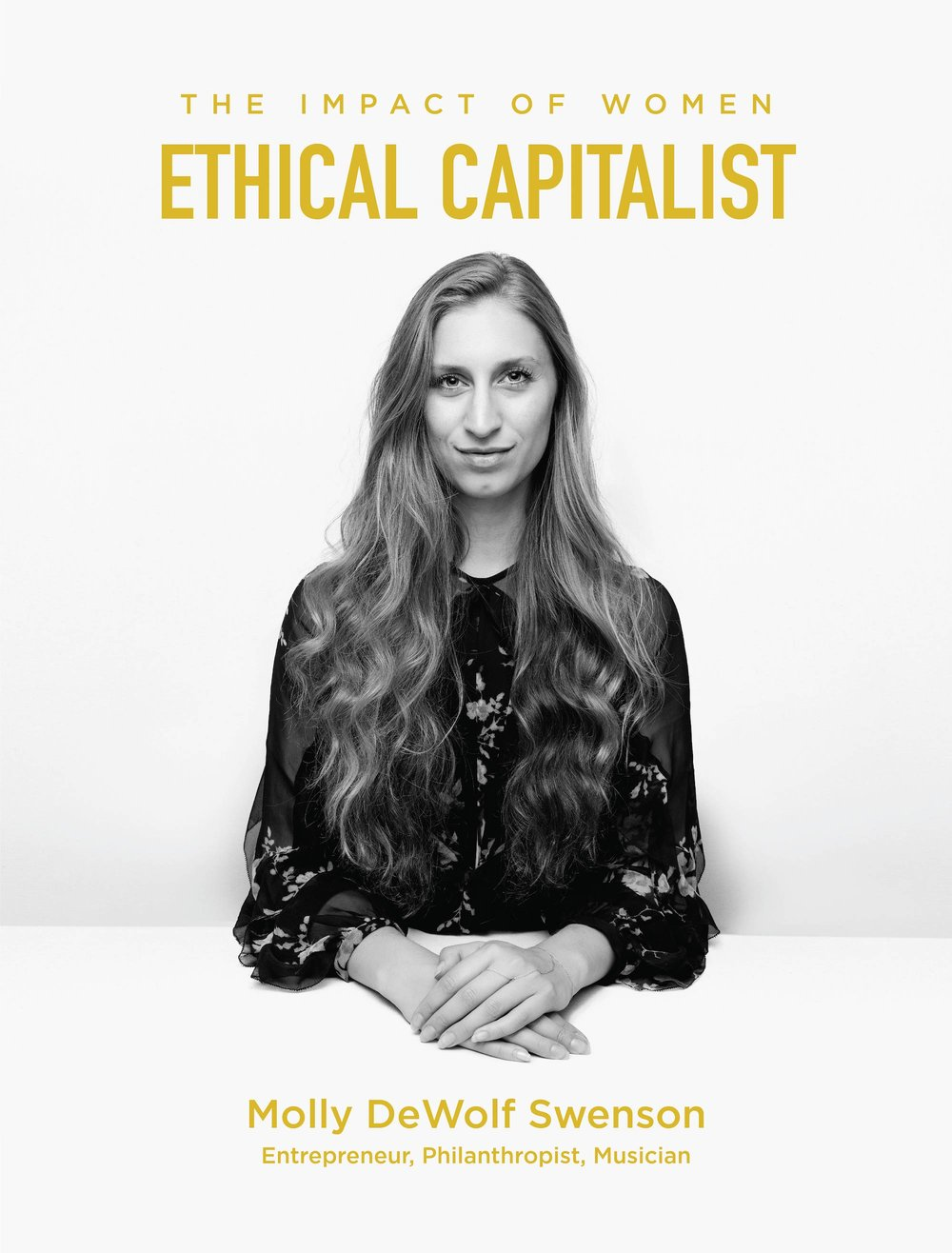 Molly Swenson is an Ethical Capitalist