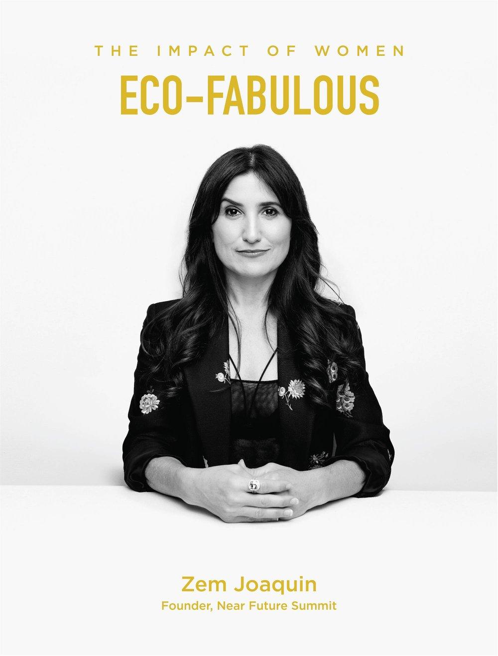 Zem Joaquin is Eco-Fabulous