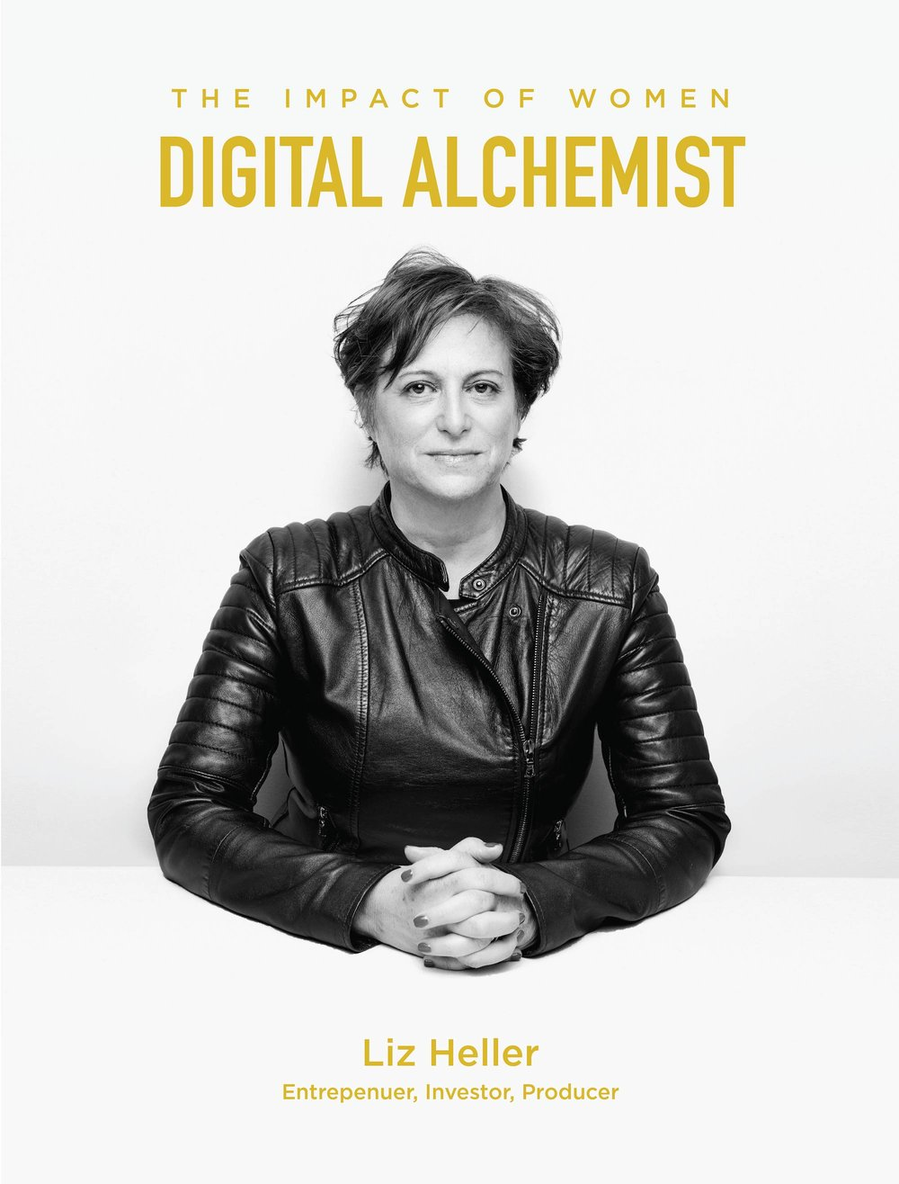 Liz Heller is a Digital alchemist