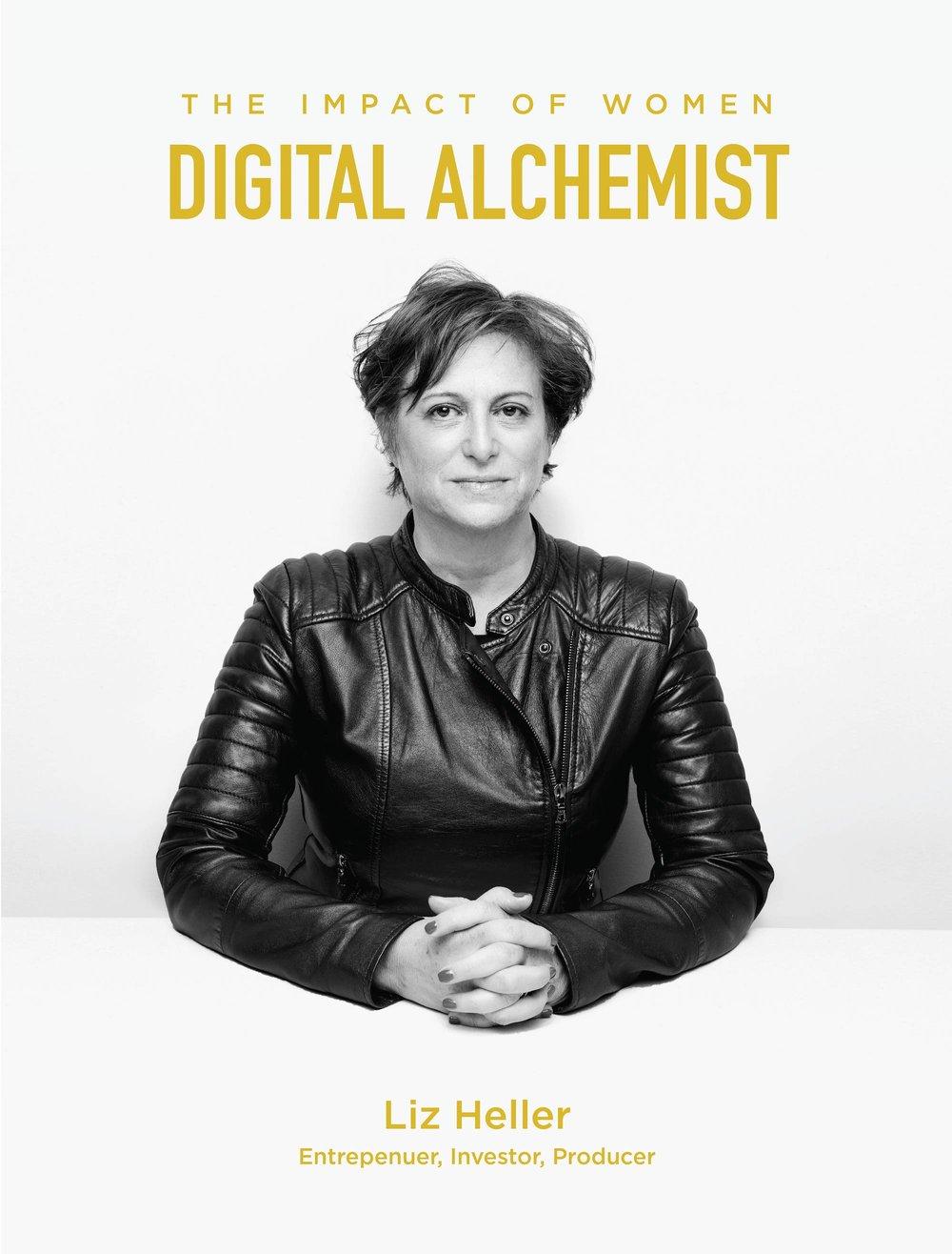 Liz Heller is a Digital alchemist