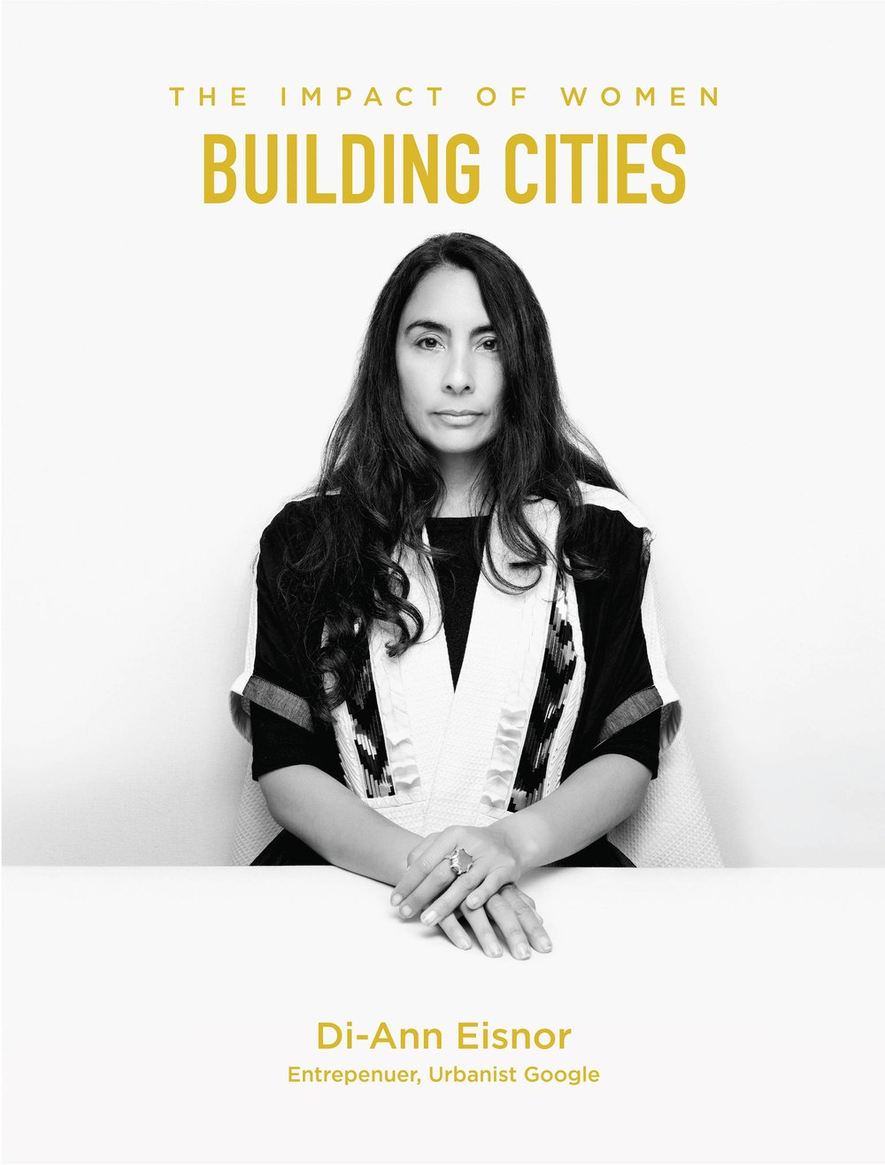 Di-Ann Eisnor is Building Cities