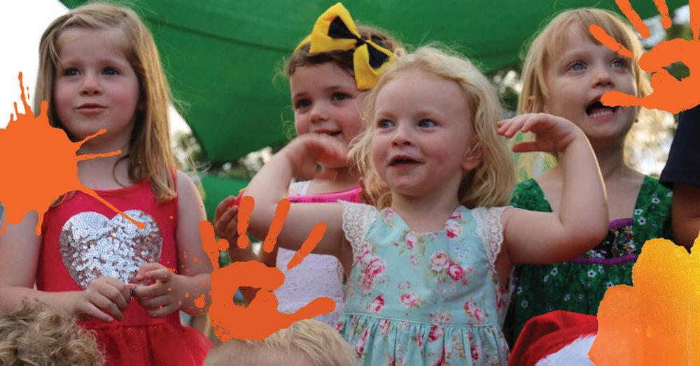 St Nicholas Early Education Newcastle West celebrate Christmas