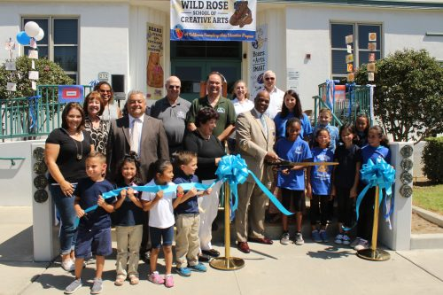 Monrovia Unified School District Celebrates Reopening as Creative Arts School -