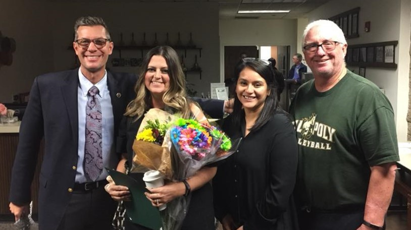 Monrovia Unified Teacher Named Regional Educator of the Year -