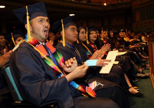 MUSD Graduation Rates: One of the Biggest Jumps in LA County -