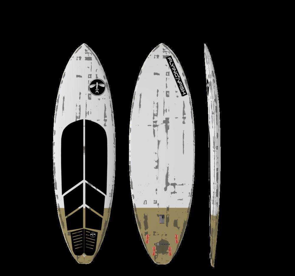 JOE DIRT - SUP SURF BOARD