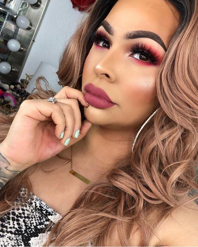 "My girl @mua.rosali  in our Atrevida lashes 🔥🔥🔥🔥🔥 Shop our handcrafted luxurious lashes Reusable up to 25 times!  Www.vidacosmeticsshop.com Use code FAMILIA for 20% off  Www.facebook.com/shopvidacosmetics  Join our text alerts to get alerted on giveaways, sales, restocks, Facebook lives, & much more! 🤳🏼text ""@vidalash"" to 81010  #lashes #latina #beauty #makeup #mua #abh #maquillaje #maquiagem #anastasiabeverlyhills #glow #vidacosmetics #vida #fiercesociety #wakeupandmakeup #motd #latinaowned #womanowned #ojos #makeupmafia #makeupartist #morphebabe #vidabeauty #eyelashes #makeuplookoftheday #makeupjunkie #makeuplover #makeupaddicts #LatinAmerica #latinx #latinas"