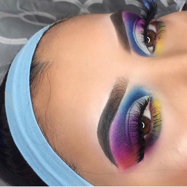 """Spanglish lash on @makeup_by_mariiah ⠀ ⠀ Shop our handcrafted luxurious lashes⠀ Reusable up to 25 times! ⠀ Www.vidacosmeticsshop.com⠀ Use code FAMILIA for 20% off⠀ ⠀ Www.facebook.com/shopvidacosmetics⠀ ⠀ Join our text alerts to get alerted on giveaways, sales, restocks, Facebook lives, & much more! ⠀ 🤳🏼text """"@vidalash"""" to 81010⠀ ⠀ ⠀ #lashes #latina #beauty #makeup #mua #abh #maquillaje #maquiagem #anastasiabeverlyhills #glow #vidacosmetics #vida #fiercesociety #wakeupandmakeup #motd #latinaowned #womanowned #ojos #makeupmafia #makeupartist #morphebabe #vidabeauty #eyelashes #makeuplookoftheday #makeupjunkie #makeuplover #makeupaddicts #LatinAmerica #latinx #latinas"""