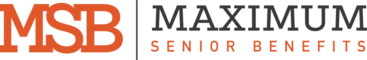 Maximum senior benefits