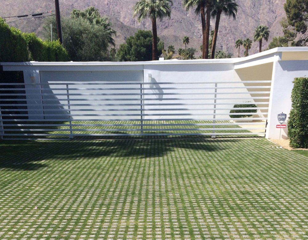 Another photo I took in Palm Springs for landscape inspiration.