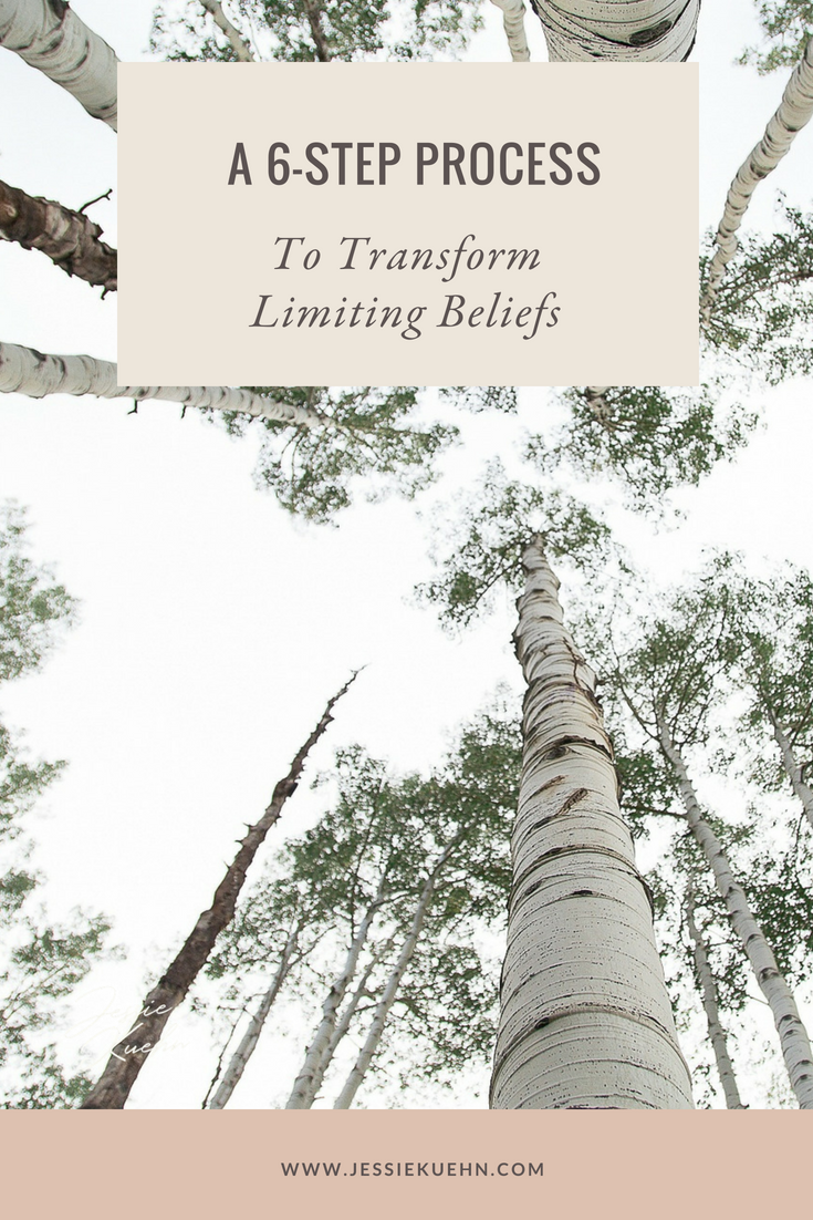 A 6-Step Process to Transform Toxic Beliefs