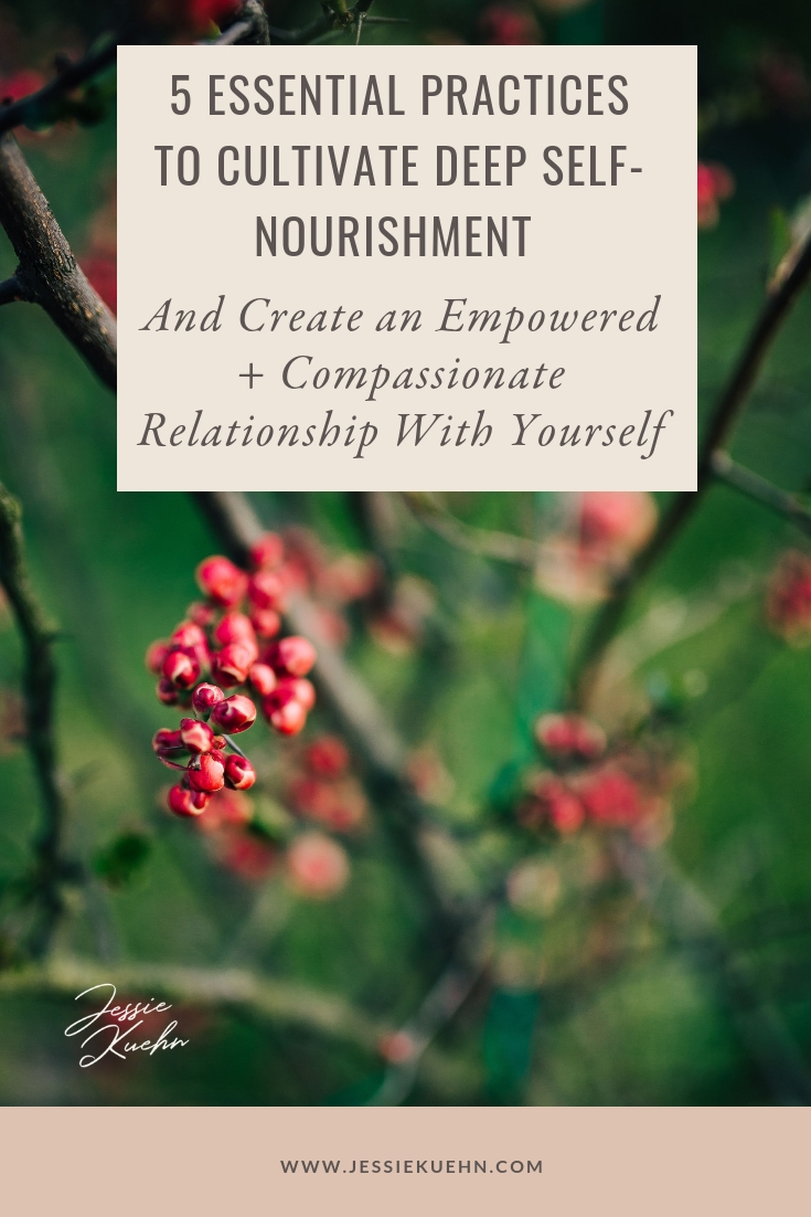 self-nourishment