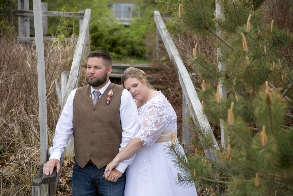 Bay City, MI Wedding- Brooke Rochelle Photography