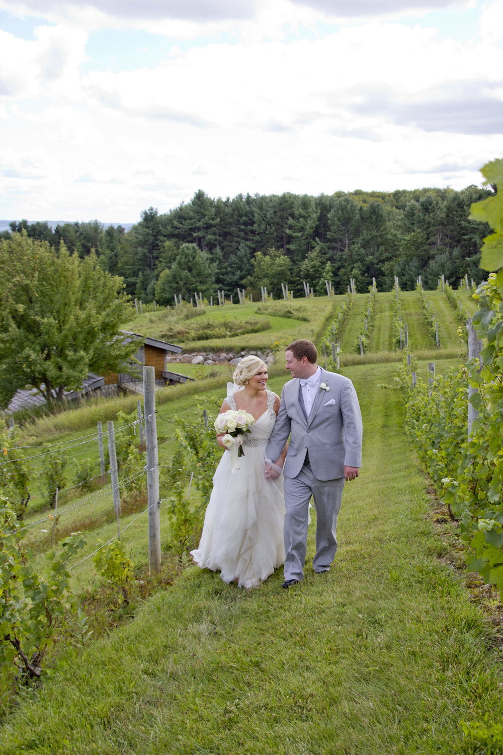 Michigan Winery Wedding