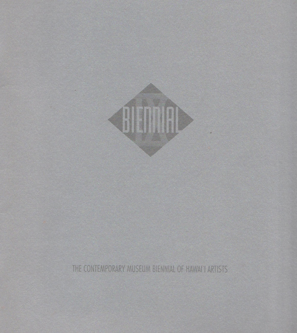TCM Biennial IX Catalogue