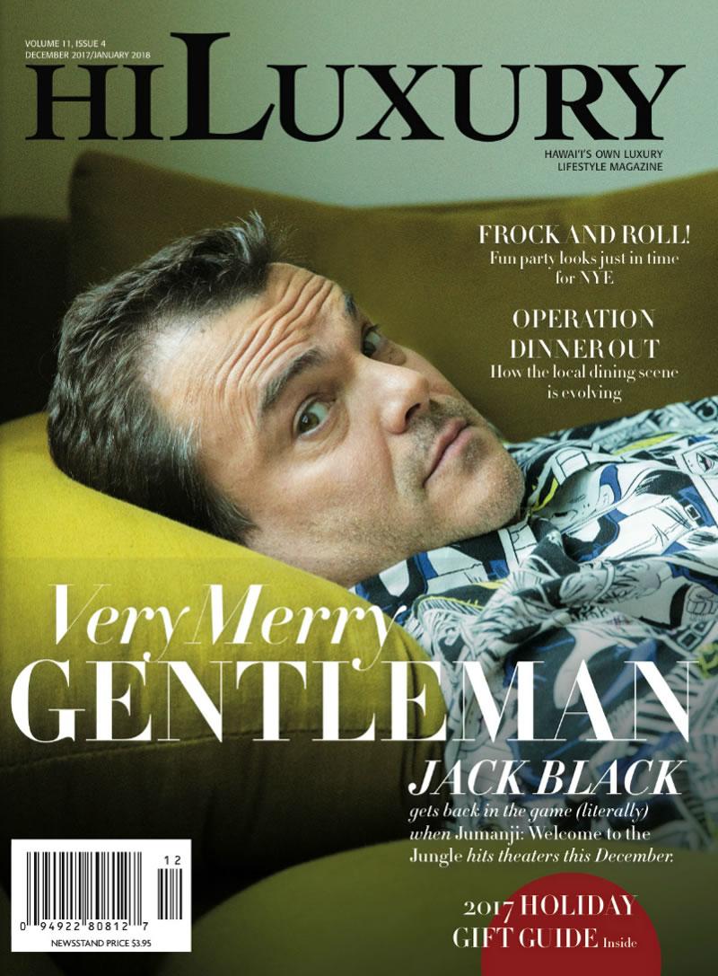 Hi Luxury Magazine