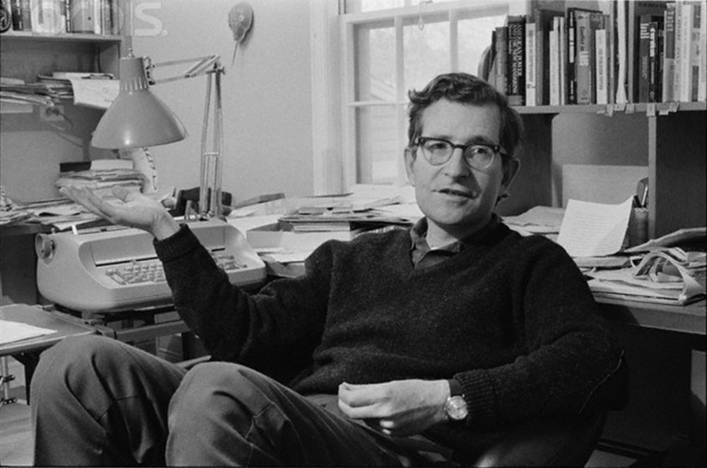 Chomsky on Universal Grammar - Let us define 'universal grammar' (UG) as the system of principles, conditions, and rules that are elements or properties of all h(Noam Chomsky, Reflections on Language. Pantheon, 1975)'[U]niversal Grammar' is taken to be the set of properties, conditions, or whatever that constitute the 'initial state' of the language learner, hence the basis on which knowledge of a language develops. It by no means follows from such an account that there must be specific elements or rules . . . or . . . 'features' common to all languages, unless we take these features in a suitably abstract manner.