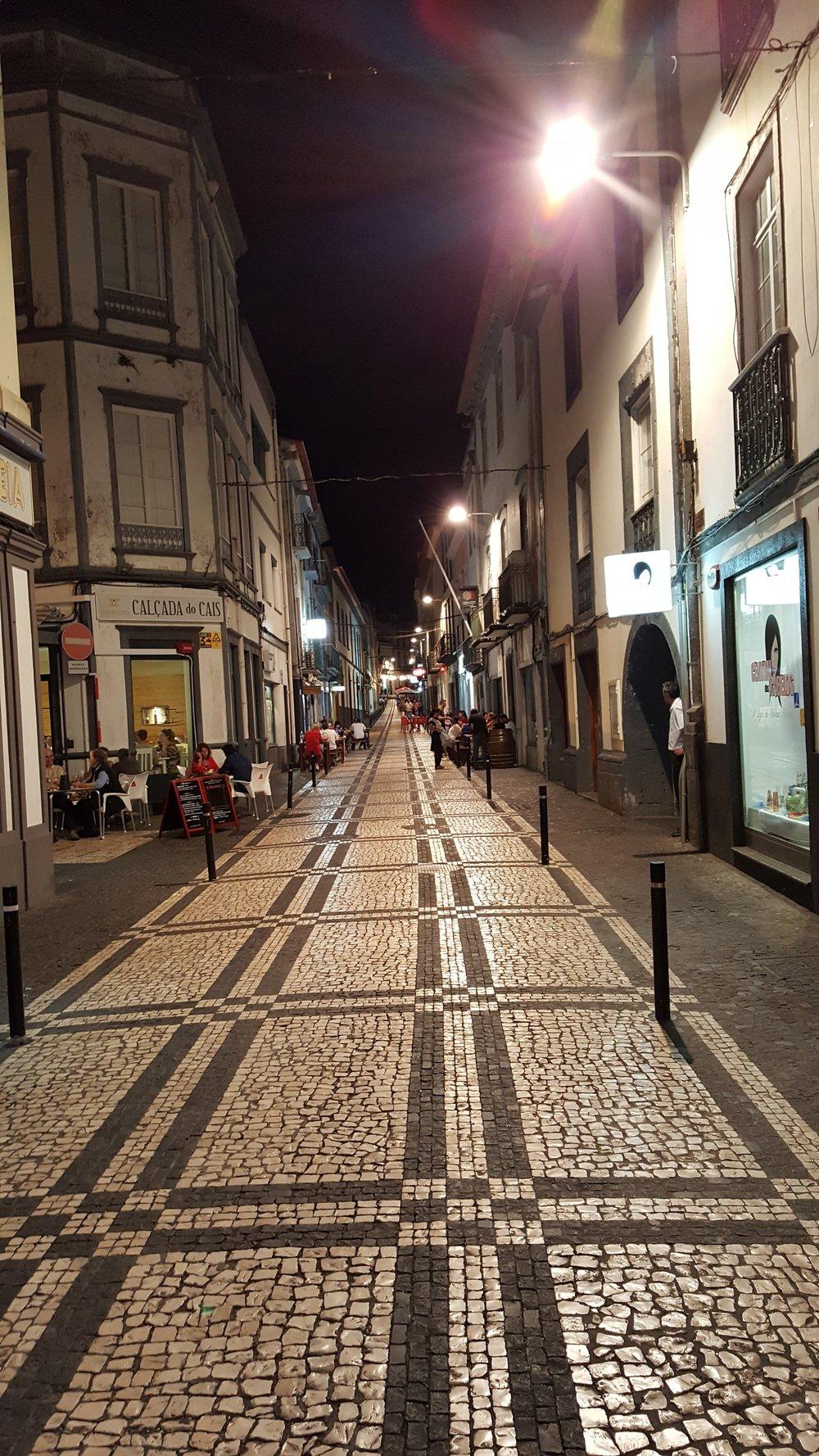 The City of Ponta Delgada