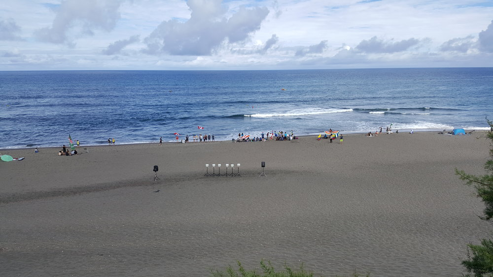 Ribeira Grande Beach