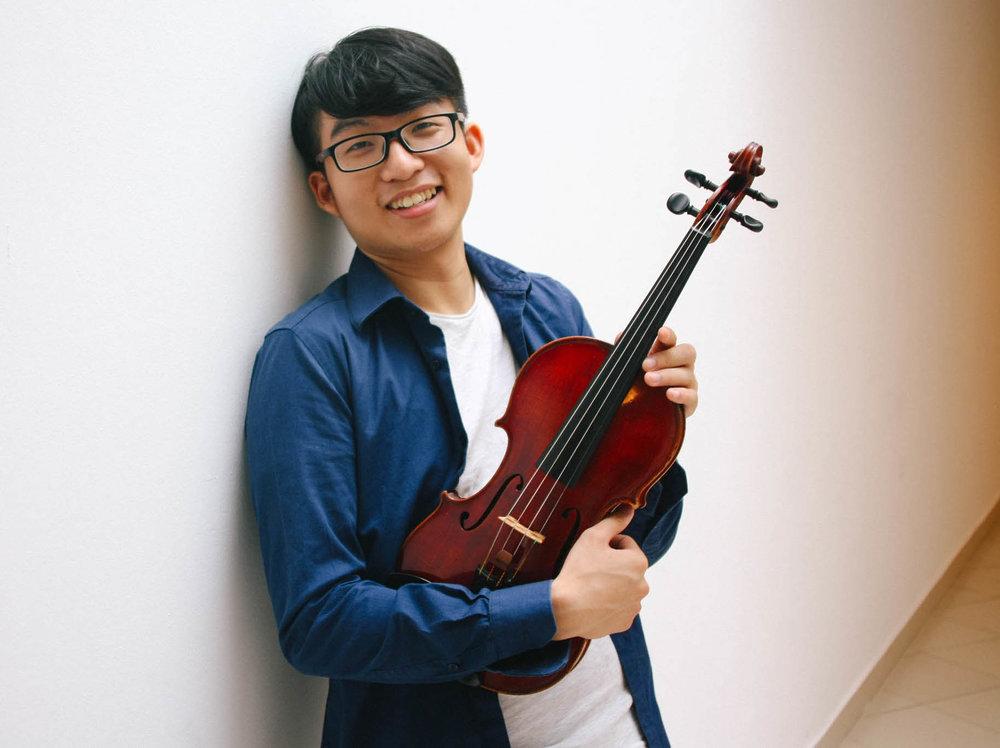 Andrew Ng (Violin)
