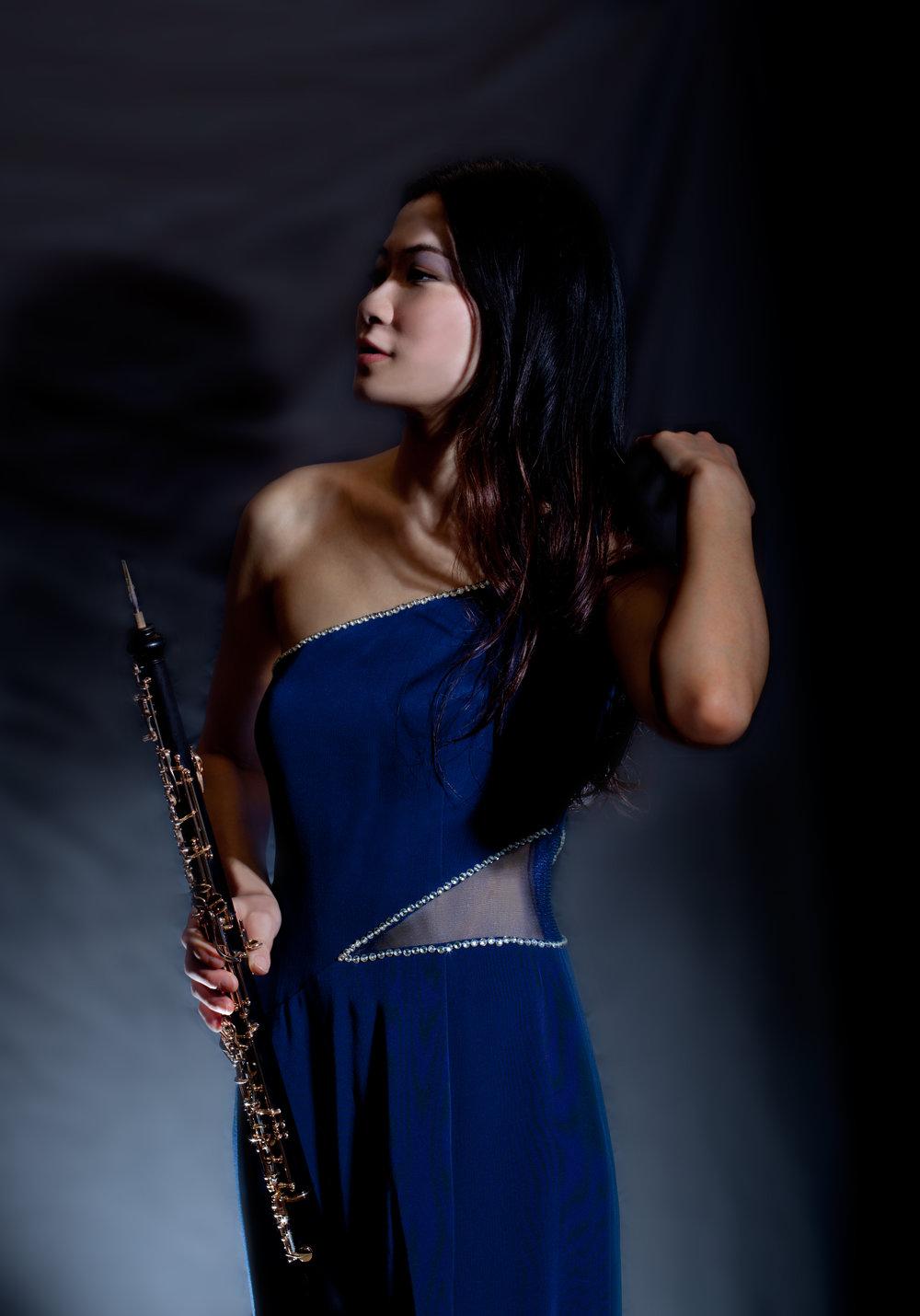 Bernice Lee (Oboe)